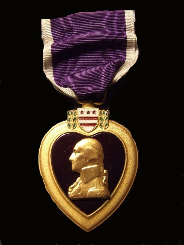 Dating purple heart medals