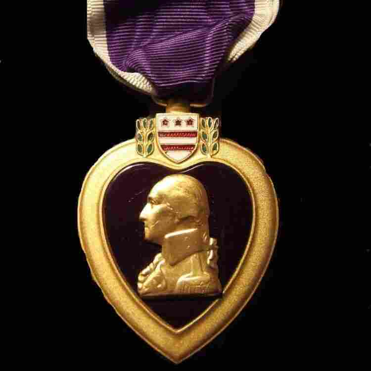 Army Clarifies Purple Heart Rules For Soldiers