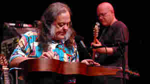 David Lindley performed on Mountain Stage.