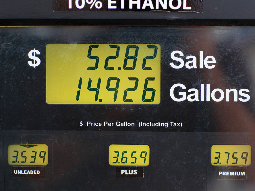 Miami Gas Prices >> Weekly Standard In Praise Of High Gas Prices Ncpr News