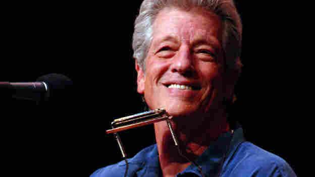 John Hammond performed on Mountain Stage.