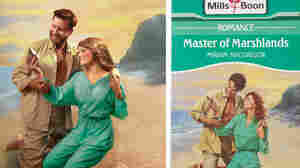 Couple Re-Creates Harlequin Romance Book Covers