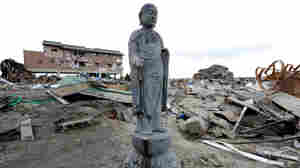 After Tsunami, Japanese Turn To Ancient Rituals