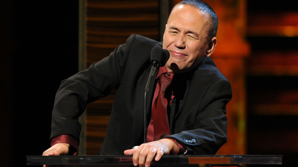 Comedian Gilbert Gottfried, seen here at the Comedy Central Roast Of David Hasselhoff in August 2010, recently lost his job voicing the Aflac duck over his tweets about Japan.