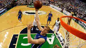 Mason Plumlee of Duke shoots against UNC in the ACC tournament. The teams could face off again in the NCAA tournament, which starts in earnest today.