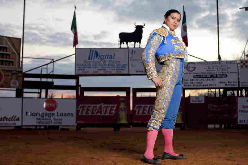 Lupita Lopez, 32, from Merida, Yucatan, Mexico, just became one of four professional female bullfighters — or matadoras — in the world. She was inducted into the tiny group on March 13, at the Plaza Mexico in Mexico City — the largest bullring in the world.
