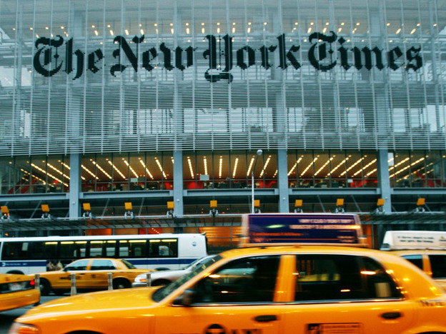 <em>The New York Times</em> announced Thursday that the paper would embrace a metered approach to an online pay wall. As of March 28, online users will be able to view up to 20 pages per month. Beyond 20 page views, readers will have to pay $15 monthly for Web access.