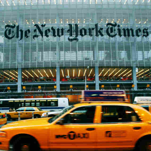 'New York Times' Unveils Metered Online Pay Wall