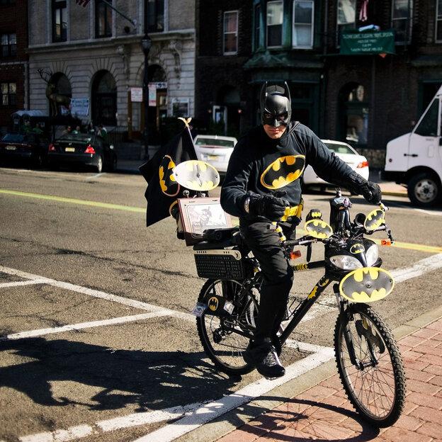 The Hoboken Batman