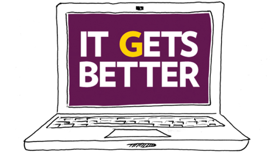 It Gets Better edited by Dan Savage and Terry Miller (Dutton Adult)