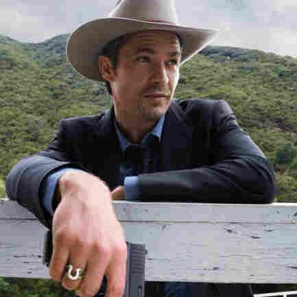 Timothy Olyphant: 'Justified' In Laying Down The Law