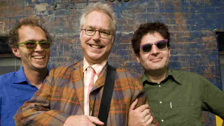 Bill Frisell Trio On JazzSet
