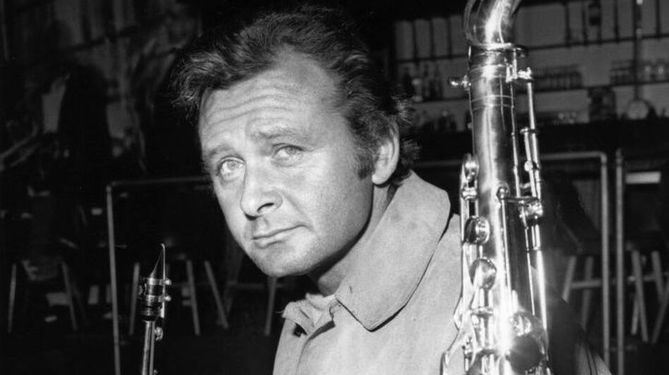 Stan Getz (Getty Images)