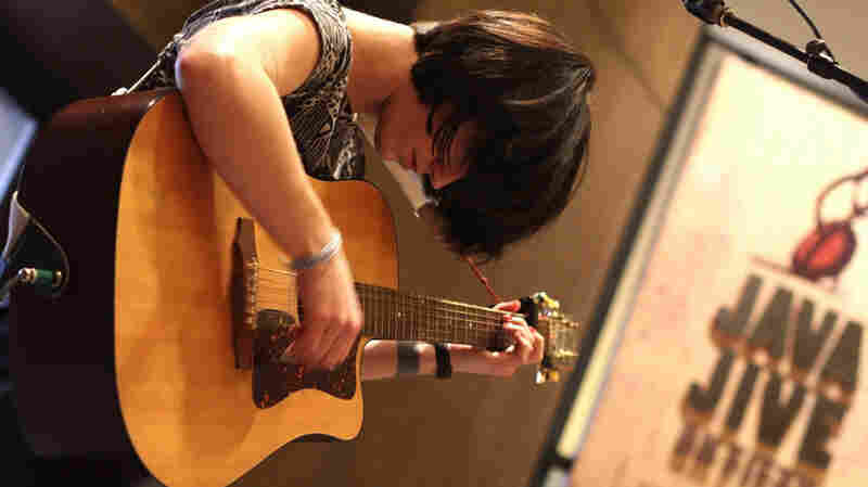 Sharon Van Etten performs an early-morning set at SXSW, live on KUT.