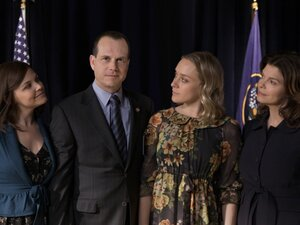 Big Love, the HBO drama starring Ginnifer Goodwin (left), Bill Paxton, Chloe Sevigny and Jeanne Tripplehorn, came to an end March 20 after five seasons.