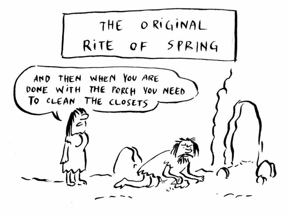 The original Rite of Spring.