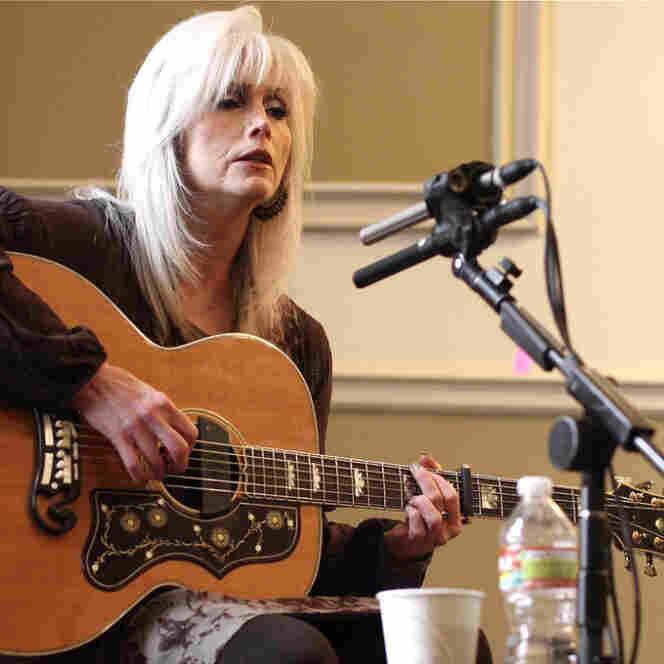 Watch: Emmylou Harris Performs A Tiny SXSW Concert