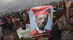 Former Haitian Leader Returns From Exile