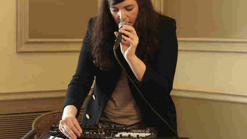 Watch: Julianna Barwick Performs A Tiny SXSW Concert