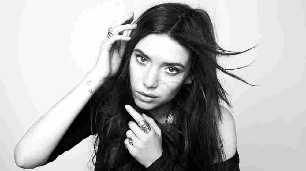 Lykke Li's new album, Wounded Rhymes, has a bold, provocative sound.