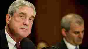 """FBI Director Robert Mueller, shown with National Counterterrorism Center Director Michael Leiter, testifies last September on Capitol Hill at a hearing called """"Nine Years After 9/11: Confronting the Terrorist Threat to the Homeland."""" Mueller's 10-year term expires in September. Leiter is reportedly among those being considered to replace him."""