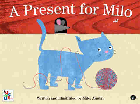 The front cover for A Present for Milo, a top children's book app from Ruckus Media Group. This and other kids' books apps are redefining the way children are reading.