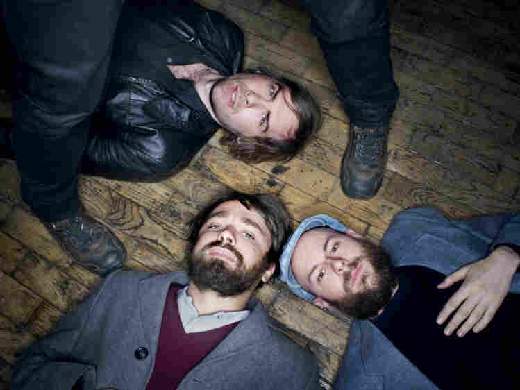 Peter Bjorn and John's new album is Gimme Some.