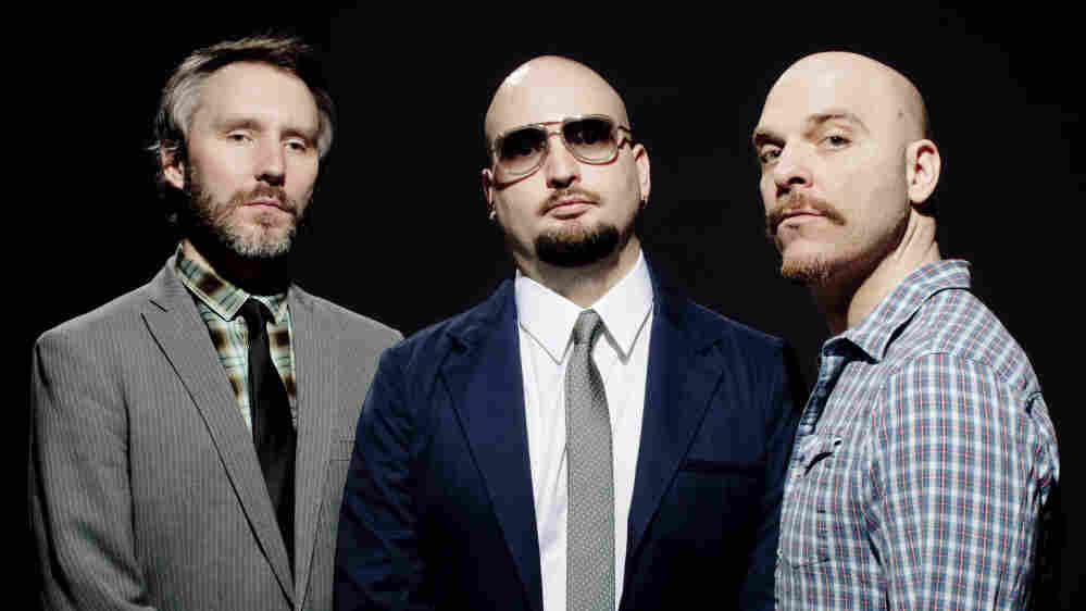 The latest project from The Bad Plus shifts the jazz trio's focus from rock classics to a classical masterpiece.