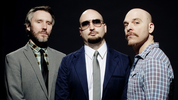 The latest project from The Bad Plus shifts the jazz trio's focus from rock classics to a classical masterpiece. (Courtesy of Big Hassle)