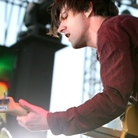 Conor Oberst, a rock 'n' roll lifer at the age of 31, played a two-hour set with his band Bright Eyes at Auditorium Shores in Austin, Tex.