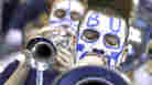 At The NCAA Tournament, Pep Bands Go Gaga
