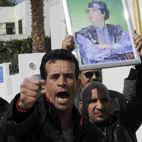 Allies Continue Attack On Libya For Second Day