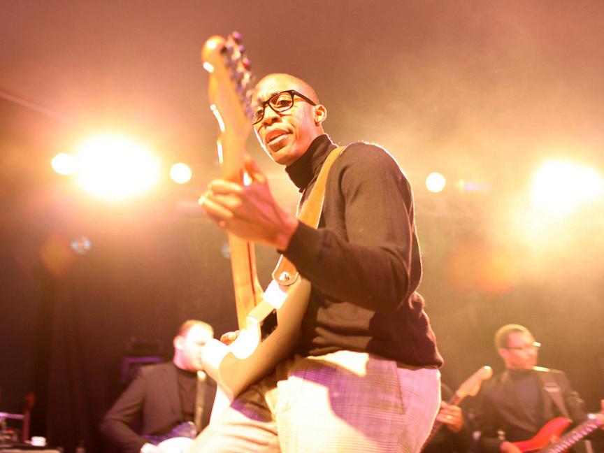 Andrea Echeverri: Raphael Saadiq, Live In Concert: SXSW 2011 : NPR