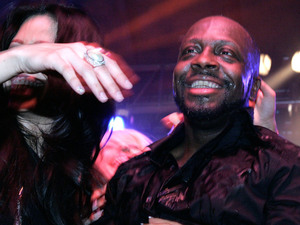 Haitian-American singer Wyclef Jean bid for president ended with an  August disqualification was released from the hospital after being shot int he hand.
