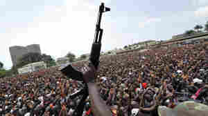 Ivory  Coast's 'Young Patriots' Volunteer To  Fight