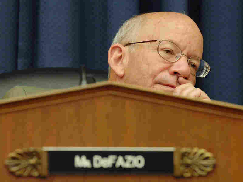 Last fall, Oregon Rep. Peter DeFazio was the subject of a political ad paid for by the Concerned Taxpayers of America — which turned out to be a million-dollar front group financed by just two men. Read more about that ad, and how DeFazio followed the money.
