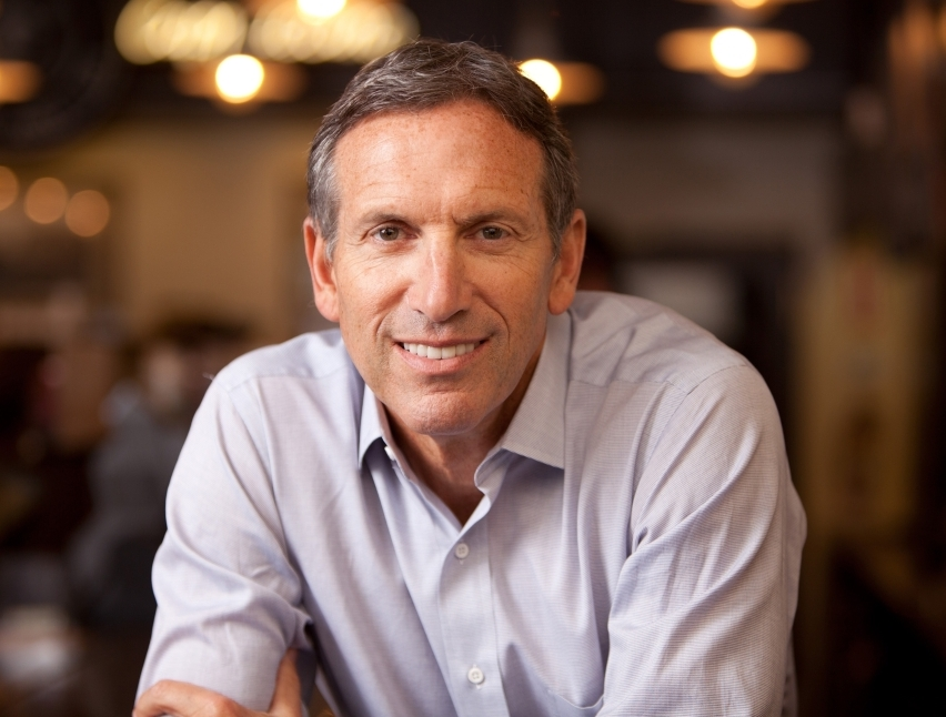 Howard Schultz is the chairman, president, and CEO of Starbucks and the author of the New York Times bestseller Pour Your Heart Into It.