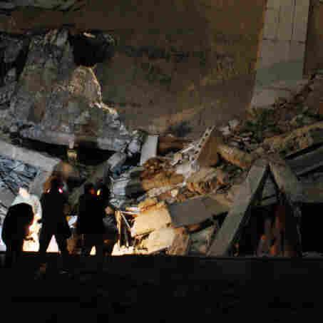 War In Libya, Monday's News