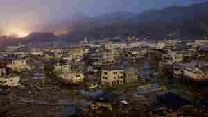 Disaster In Japan, Monday's Developments
