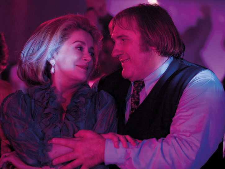 Movie Review - 'Potiche' - In Catherine Deneuve, A Trophy Wife With Heft :  NPR