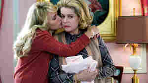 Deneuve's 'Potiche': A Trophy Wife, But With Heft