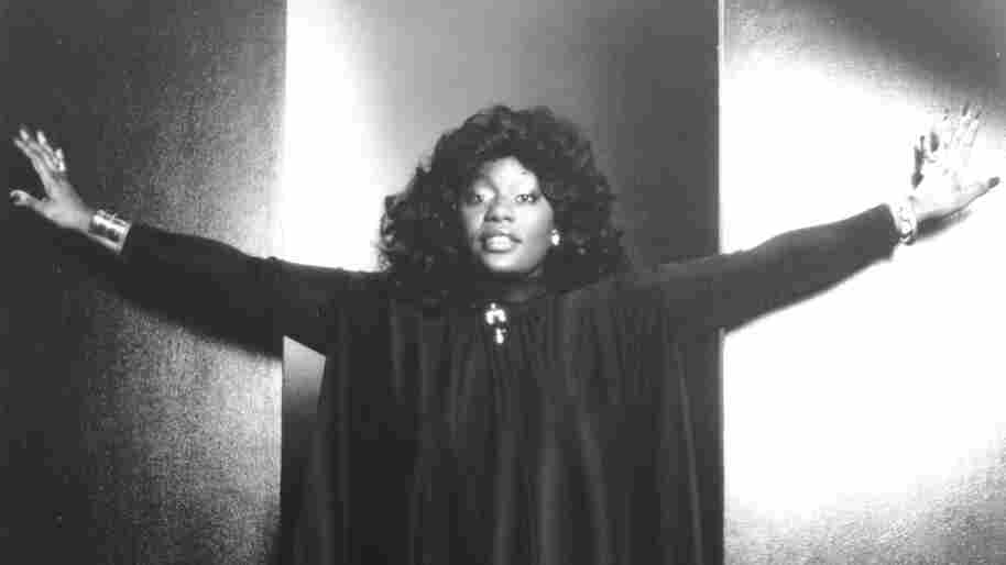 A press photo of Loleatta Holloway from the 1970s.