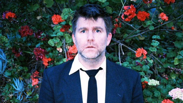 LCD Soundsystem's James Murphy stopped by The Current to play some of his favorite songs. (Ruvan Wijesooriya)
