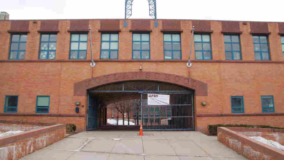 The Hartford, Conn., school district slated the Moylan School for redesign last year.