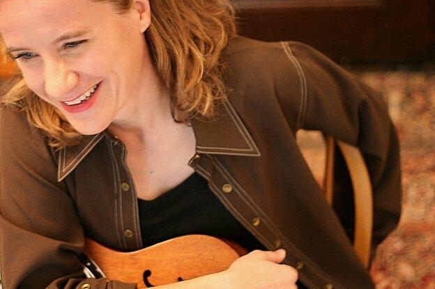 Susan Werner recently performed on World Cafe.