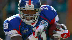 Tiki Barber retired in 2006, after a 10-year career playing for the New York Giants, but he filed papers last week to come out of retirement.