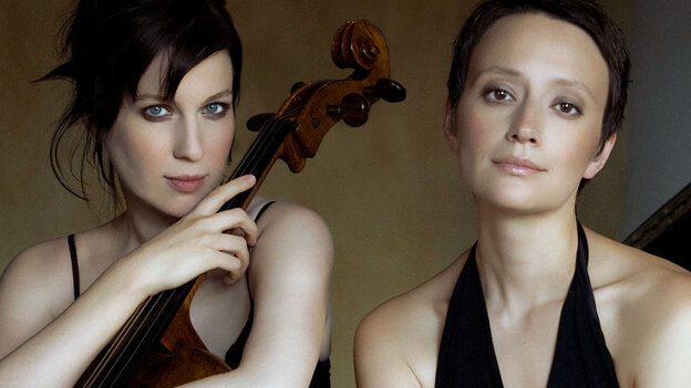 Cellist Wendy Warner and pianist Irina Nuzova bring rarely performed music by Myaskovsky to the WGBH studio.