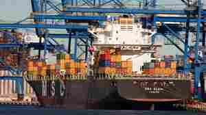President Obama is focusing his review on government agencies that deal with trade and exports.