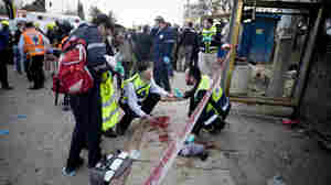 Explosion In Jerusalem; Many Casualties