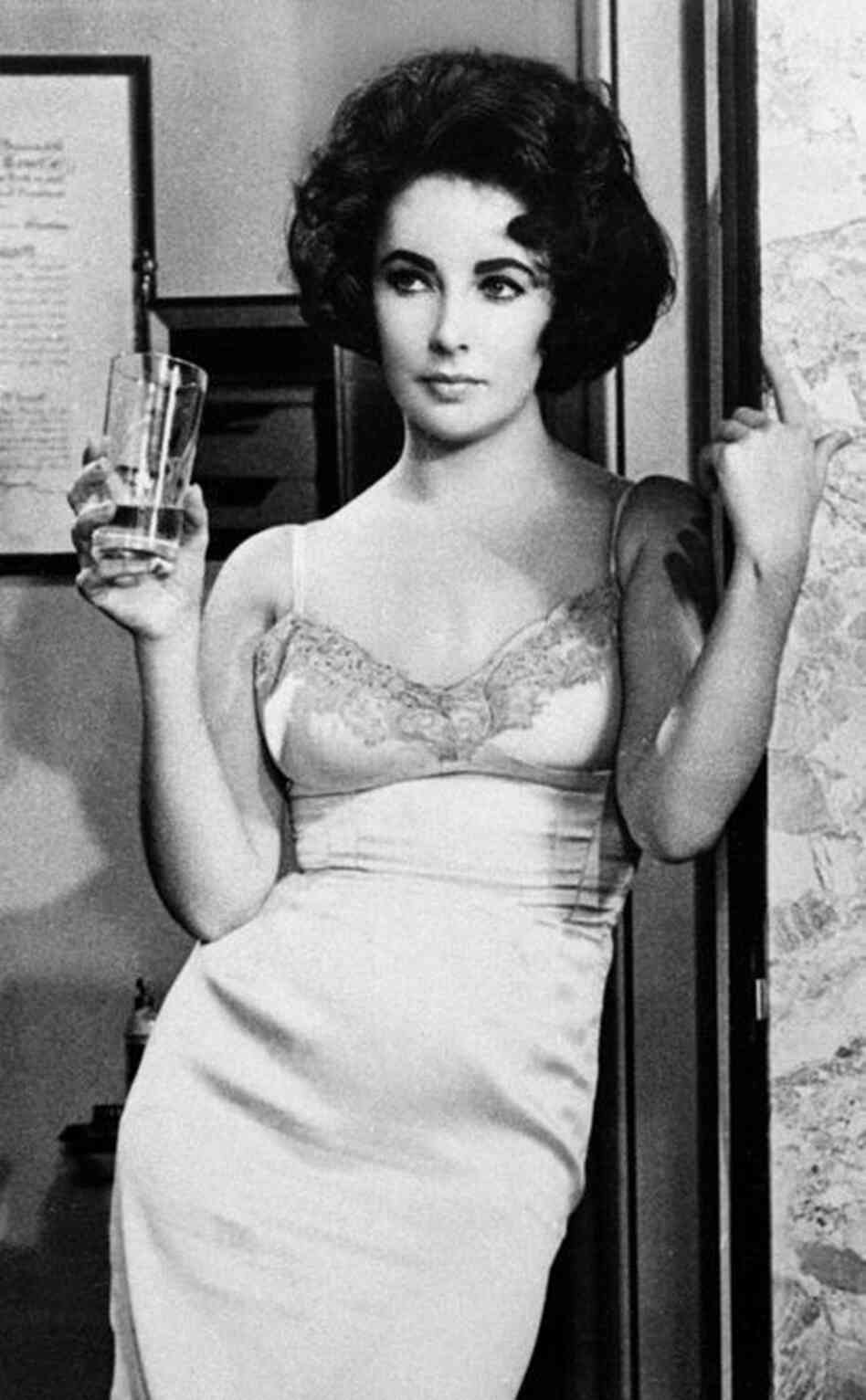 Taylor won an Academy Award in 1960 for her performance in Butterfield 8 as a promiscuous model who falls in love with a married man.
